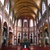 黒島天主堂の内部