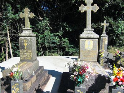 カトリック墓地